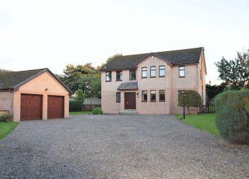 Thumbnail 4 bed detached house for sale in Edinburgh Road, Biggar