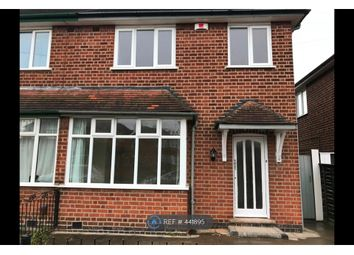 Thumbnail 3 bed semi-detached house to rent in Bembridge Road, Leicester