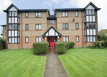 Thumbnail 2 bed flat to rent in Dalrymple Close, Southgate