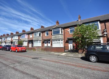 Thumbnail 3 bed flat for sale in Rokeby Terrace, Heaton, Newcastle Upon Tyne