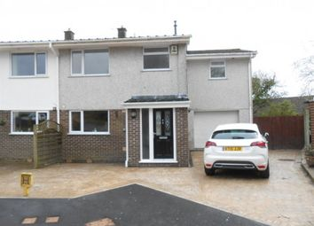Thumbnail 4 bed property to rent in Glen-Dale Crescent, Boscoppa, St. Austell