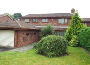 Thumbnail 4 bed property to rent in Barncroft, Norton, Runcorn