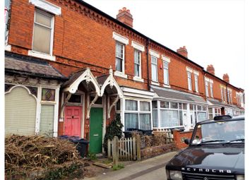 Thumbnail 3 bed terraced house for sale in Dovey Road, Birmingham
