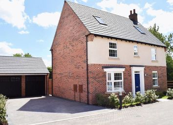 Thumbnail 5 bed detached house for sale in Hollygate Lane, Cotgrave, Nottingham