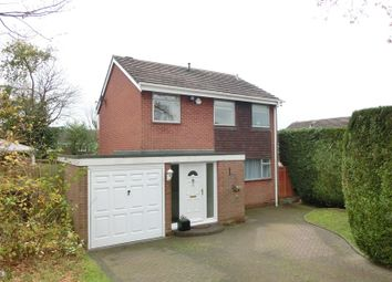 Thumbnail 3 bed detached house for sale in Glenwood Drive, Shirley, Solihull