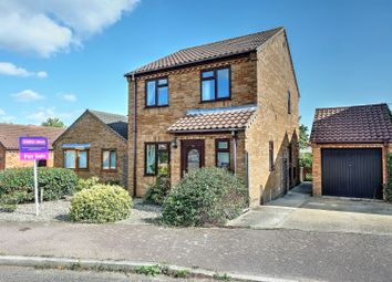 Thumbnail 3 bed detached house for sale in Hillrise Close, Beccles