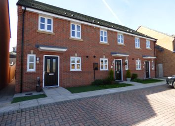 Thumbnail 3 bedroom town house for sale in Eagle Close, Heysham, Morecambe
