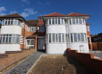 Thumbnail 3 bed property to rent in Hampden Way, Southgate, London