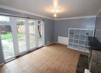 Thumbnail 3 bed terraced house to rent in Capel Road, Enfield