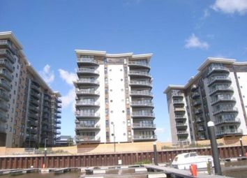 Thumbnail 2 bed flat for sale in Cambria, Victoria Wharf, Watkiss Way, Cardiff