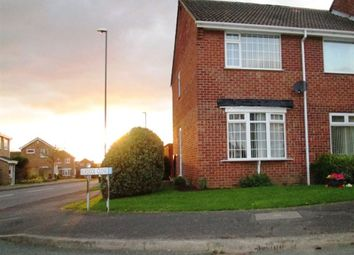 Thumbnail 2 bed property to rent in Bishops Drive, Oakwood, Derby