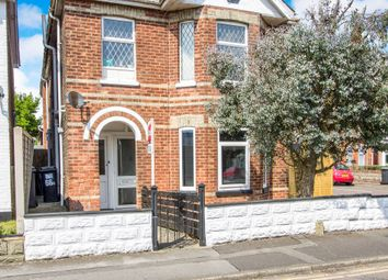 Thumbnail 2 bed maisonette for sale in Castle Road, Winton, Bournemouth