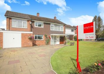Thumbnail 5 bed detached house for sale in Dean Road, Handforth, Cheshire, .