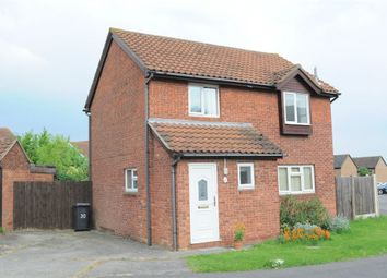 Thumbnail 3 bed detached house for sale in Sheppard Drive, Chelmer Village, Chelmsford, Essex
