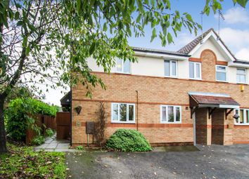 Thumbnail 2 bed end terrace house for sale in Belvoir Way, Somercotes, Alfreton