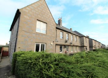 Thumbnail 3 bed flat for sale in Abbotswell Crescent, Kincorth, Aberdeen