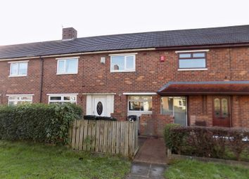 Thumbnail 3 bed terraced house for sale in Holtby Walk, Park End, Middlesbrough