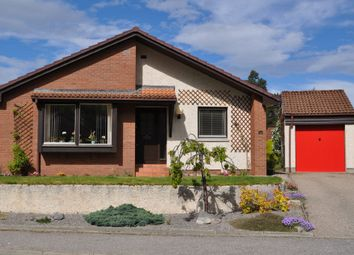 Thumbnail 3 bed detached bungalow for sale in Mannachie Rise, Forres