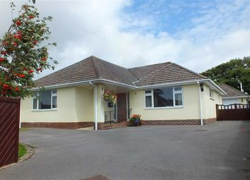 Thumbnail 3 bed bungalow for sale in Fenleigh Close, Barton On Sea, Hampshire