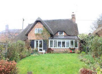 Thumbnail 2 bed cottage to rent in Farm Lane, Great Bedwyn, 3Lu.