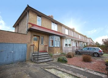 Thumbnail 3 bed end terrace house for sale in Kingshill Drive, Kings Park, Glasgow