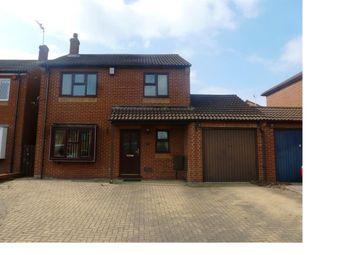 Thumbnail 3 bed link-detached house to rent in Broxbourne Close, Giffard Park, Milton Keynes