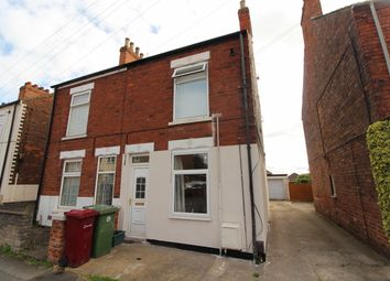 Thumbnail 1 bed flat for sale in Victoria Road, Scunthorpe