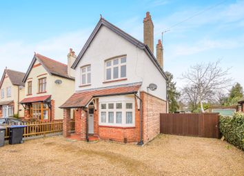 Thumbnail 3 bed detached house for sale in Stepgates, Chertsey