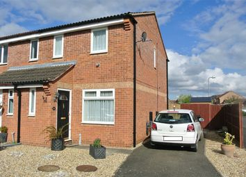 Thumbnail 2 bed semi-detached house for sale in 14 Piccadilly Way, Morton, Bourne, Lincolnshire