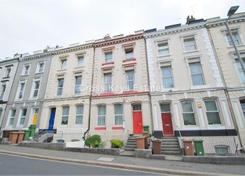 Thumbnail 1 bedroom flat to rent in Gascoyne Place, Plymouth