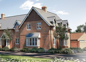 "Thumbnail 3 bedroom end terrace house for sale in ""The Staunton"" at Winchester Road, Fair Oak, Eastleigh"