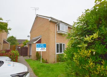 Thumbnail 1 bed end terrace house for sale in Boydell Close, Shaw, Swindon, Wiltshire