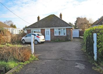 Thumbnail 2 bed detached bungalow for sale in Stem Lane, New Milton