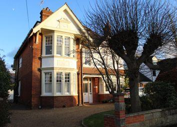 Thumbnail 3 bed flat for sale in Benedicts, Devonshire Road, Weybridge, Surrey