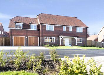 Oakwood Way, Wadhurst, East Sussex TN5. 5 bed detached house