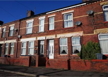 Thumbnail 2 bed terraced house for sale in Amos Avenue, Manchester