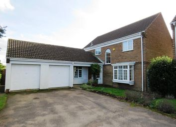 Thumbnail 4 bedroom detached house for sale in Constable Road, St. Ives, Huntingdon