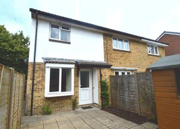 Thumbnail 1 bed end terrace house for sale in Shannon Road, Stubbington, Fareham