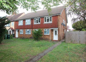 Thumbnail 2 bed maisonette to rent in Feltham Hill Road, Ashford, Surrey