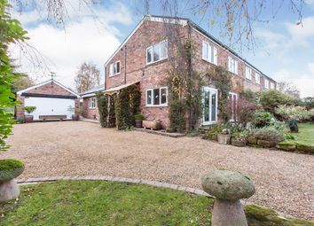 Thumbnail 4 bed end terrace house for sale in Bradford Wood Cottages, Grange Lane, Winsford, Cheshire