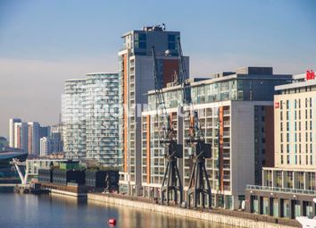 Thumbnail 1 bed flat for sale in Park View Place, Royal Wharf
