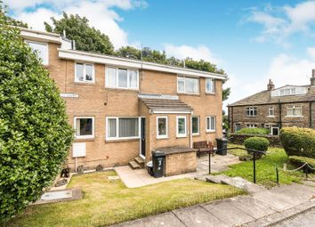Thumbnail 1 bed flat for sale in Cromwell Road, Southowram, Halifax