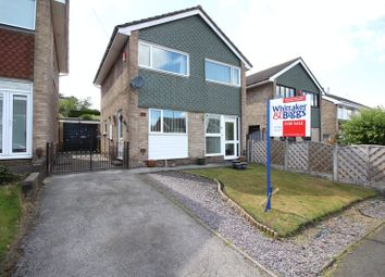Thumbnail 3 bedroom detached house for sale in Lyneside Road, Knypersley, Stoke-On-Trent