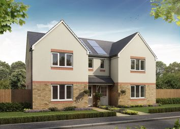 "Thumbnail 3 bed semi-detached house for sale in ""The Elgin Semi-Detached "" at Templeton Way, Helensburgh"