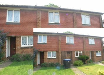 Thumbnail 2 bed terraced house to rent in Tregarth Place, Woking