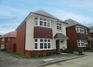 Thumbnail 4 bed detached house to rent in Vellum Drive, Archers Park, Sittingbourne
