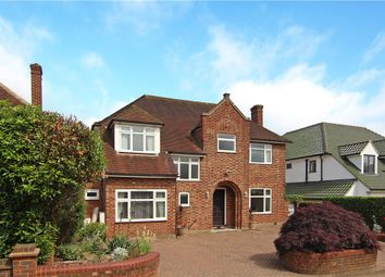 Thumbnail 6 bed detached house to rent in Orchard Rise, Coombe Hill