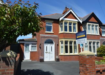 Thumbnail 3 bedroom semi-detached house for sale in St Lukes Road, South Shore, Blackpool