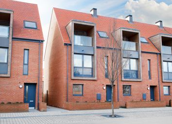 "Thumbnail 3 bedroom end terrace house for sale in ""Snowdrop"" at Derwent Way, York"