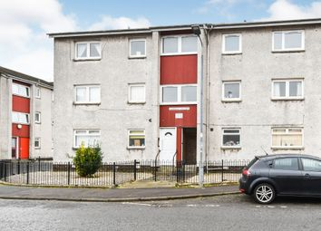 Thumbnail 1 bed flat for sale in Claremont Crescent, Kilwinning